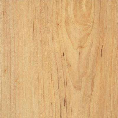 Take Home Sample - Blonde Maple Luxury Vinyl Plank Flooring - 4 in. x 4 in.