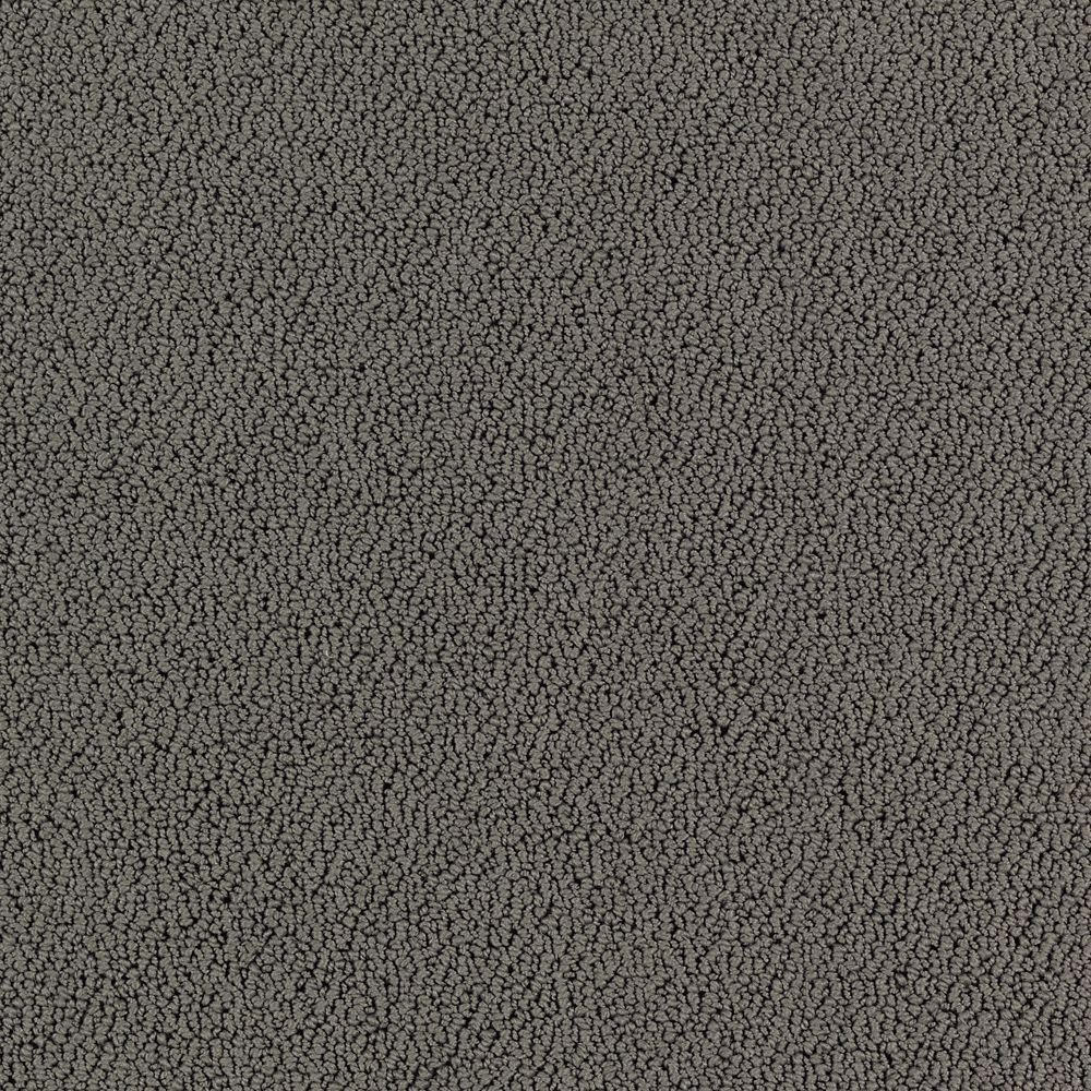 Lower Treasure - Color Flint Rock Pattern 12 ft. Carpet