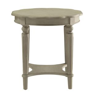 ACME Furniture Fordon Antique Slate End Table by ACME Furniture