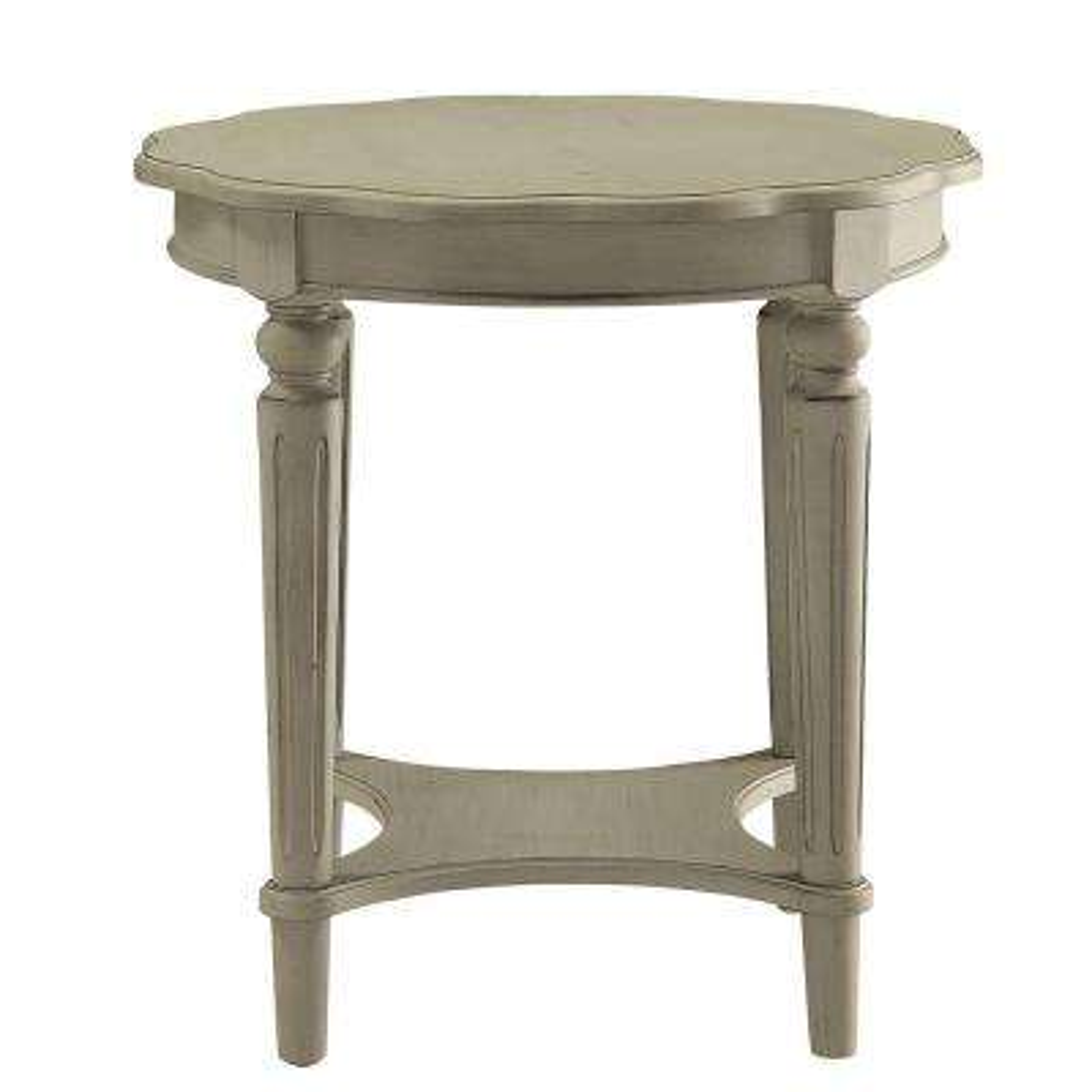 Fordon Antique Slate End Table