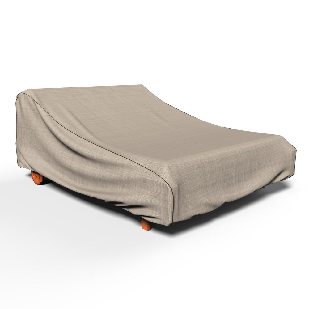 English Garden Patio Chaise Covers Double