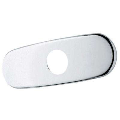 6 in. Escutcheon in StarLight Chrome