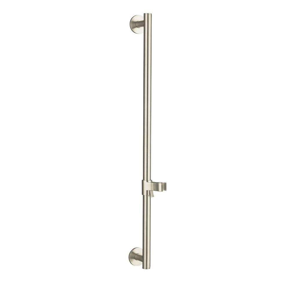 KOHLER 30 in. Brass Slide Bar in Polished Chrome-K-8524-CP - The ...