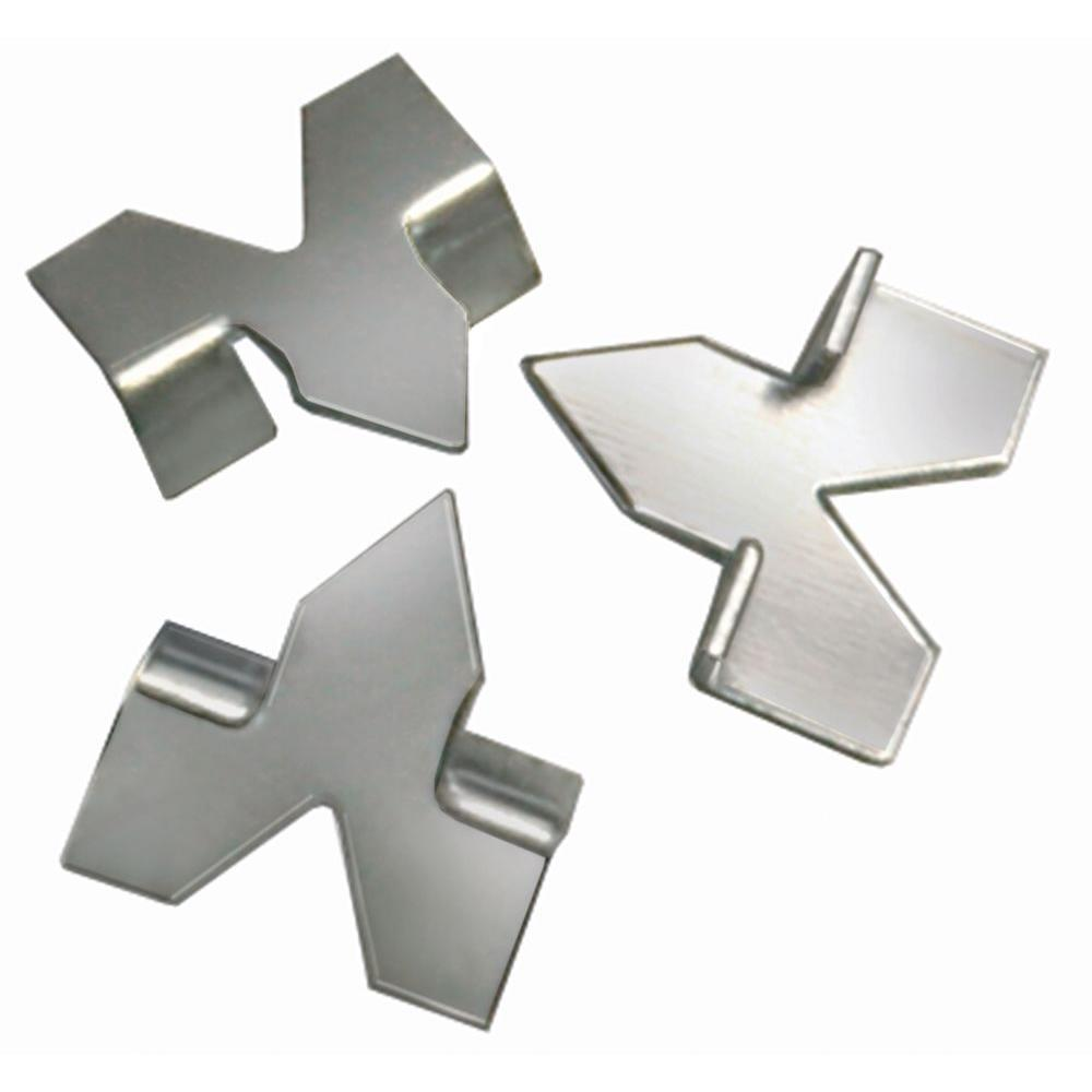 ANViL Glazier's Steel Push Points (50-Pack)