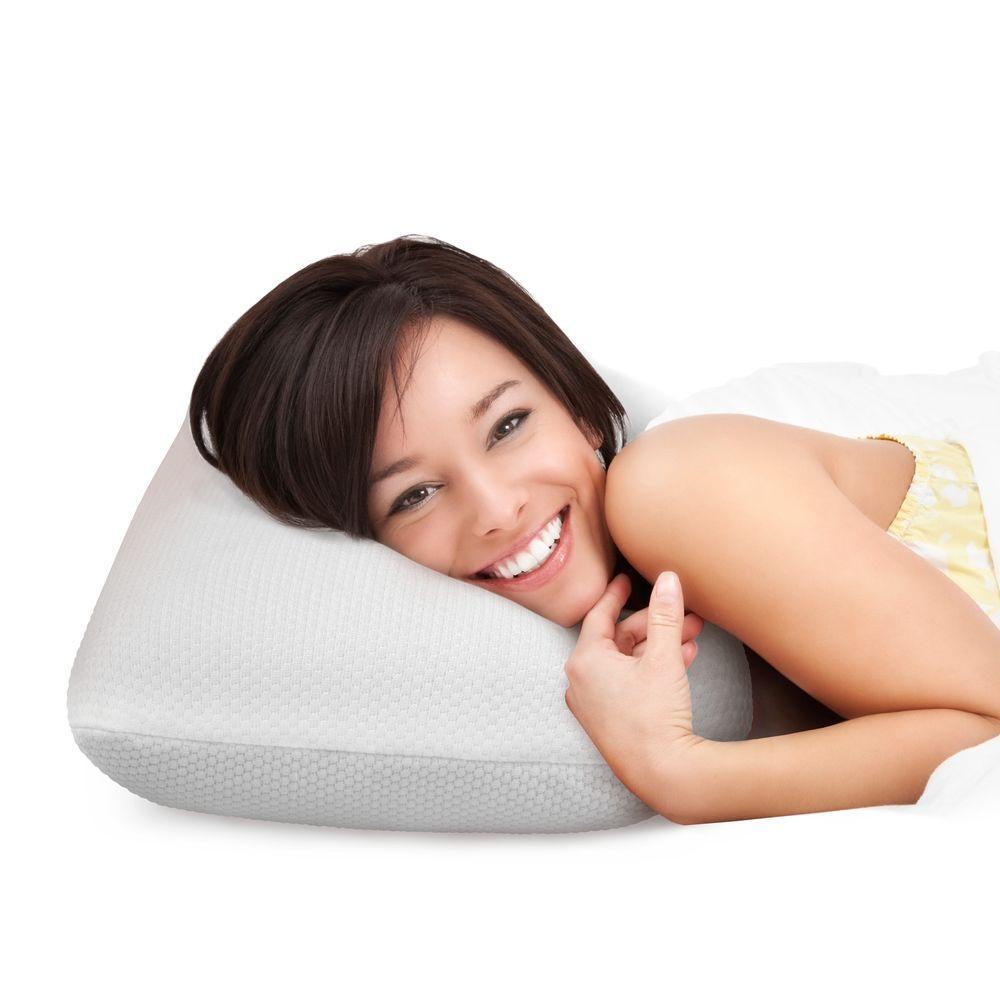 Classic Comfort Memory Foam Bed Pillows (2-Pack)