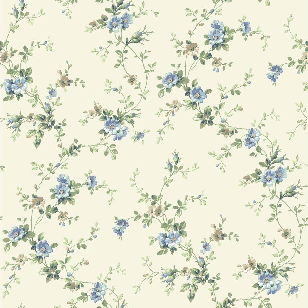 Casabella II Floral Trail Wallpaper