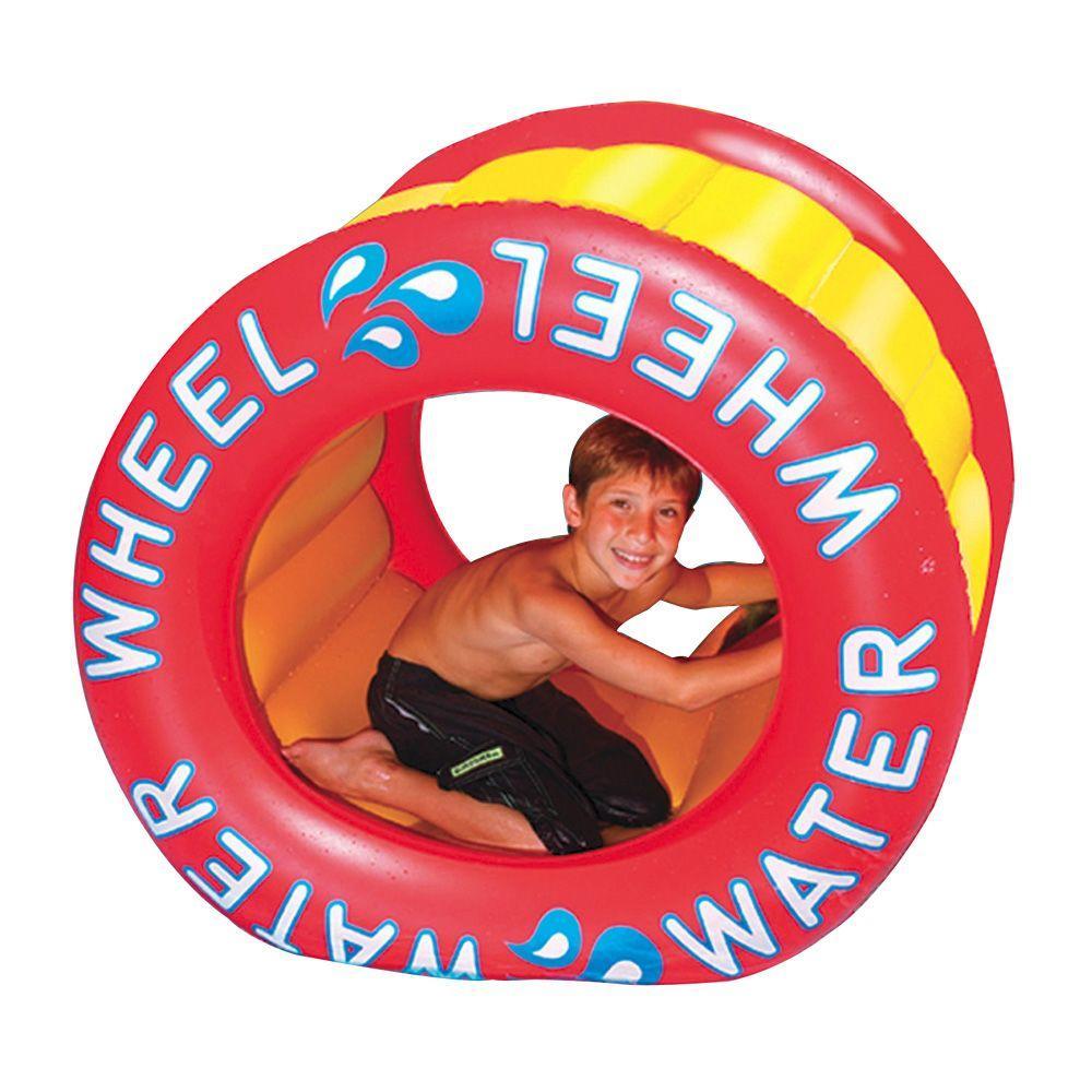 Water Wheel Pool Float