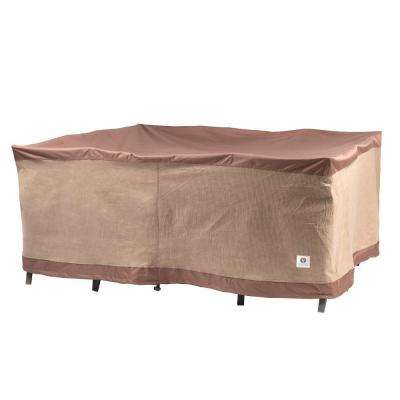Ultimate 76 in. Square Patio Table and Chair Set Cover