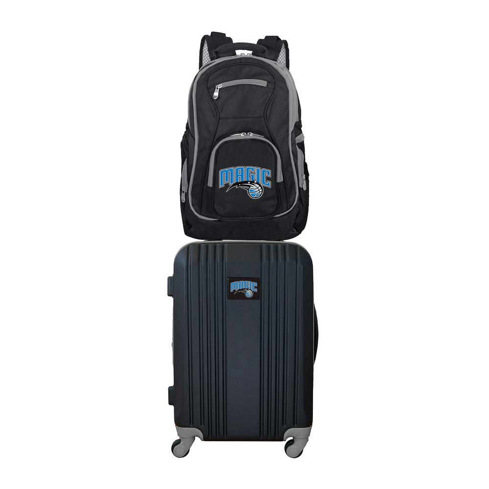 NBA Orlando Magic 2-Piece Set Luggage and Backpack