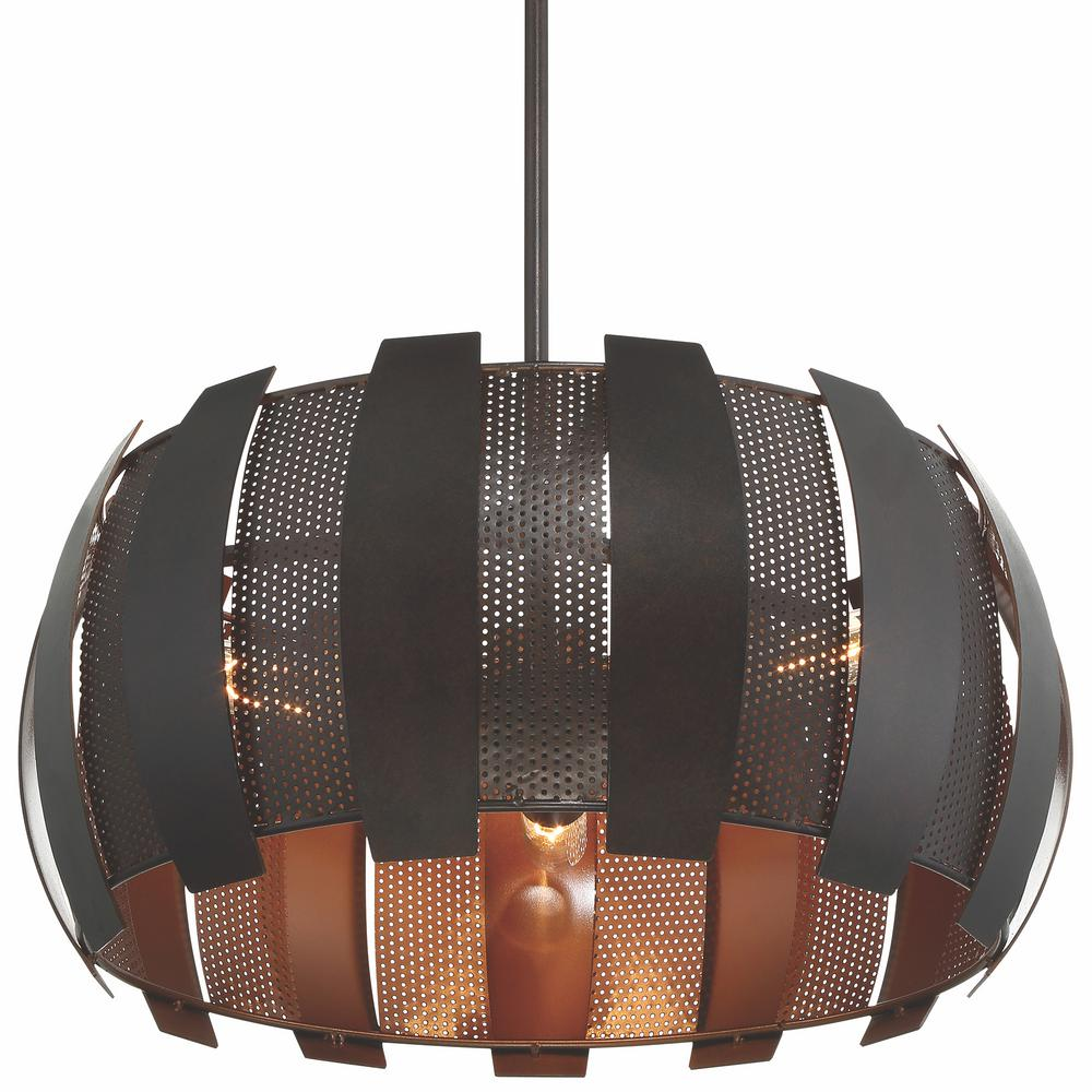 metallic pendant lighting design discoveries. Varaluz Sawyer\u0027s Bar 3-Light Two-Tone Copper Ore Pendant Metallic Lighting Design Discoveries