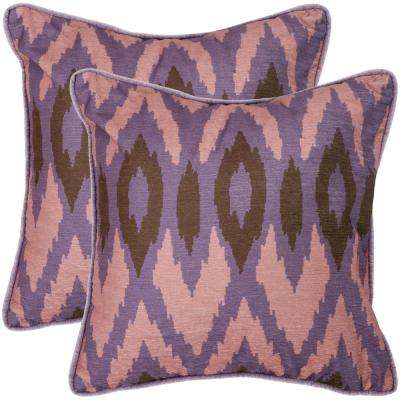 Easton Printed Patterns Pillow (2-Pack)