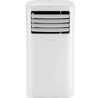 8,000 BTU Portable Air Conditioner for 350 sq. ft. with Dehumdifier and Remote