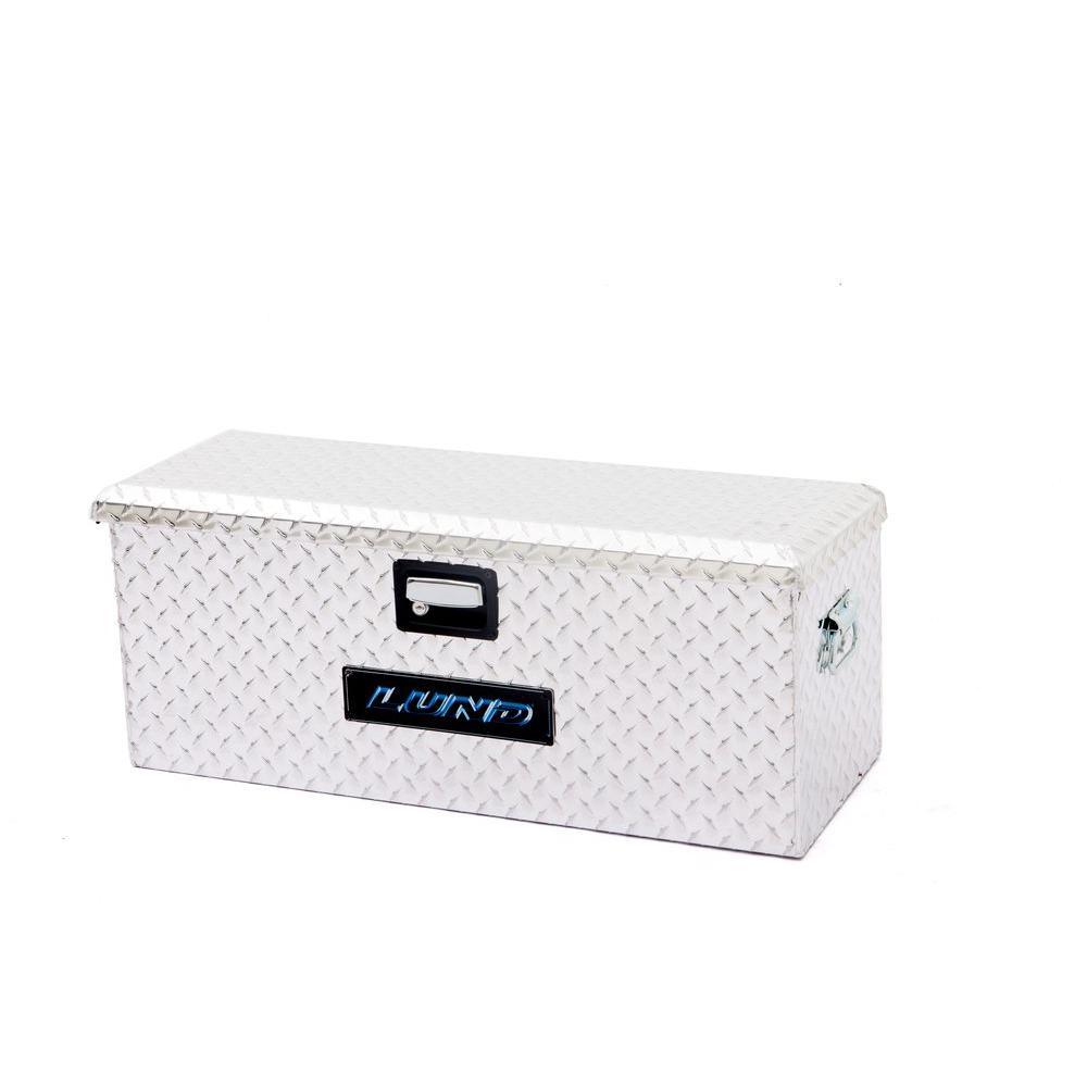 32 in. Aluminum ATV Storage Box