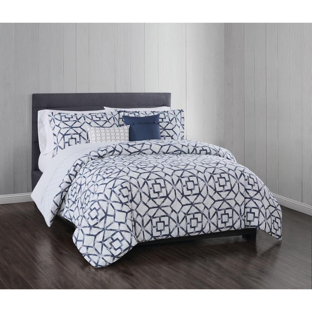 Taryn 5 Piece Full/Queen Comforter Set