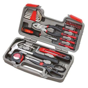 Click here to buy Apollo General Tool Set (39-Piece) by Apollo.