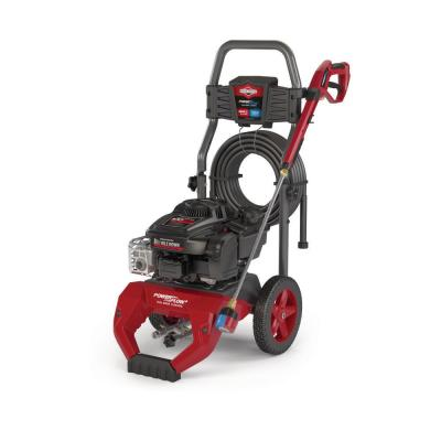 3100 PSI 2.1 GPM Cold Water Gas Pressure Washer with Briggs and Stratton 875EXI Engine and PowerFlow+ Technology