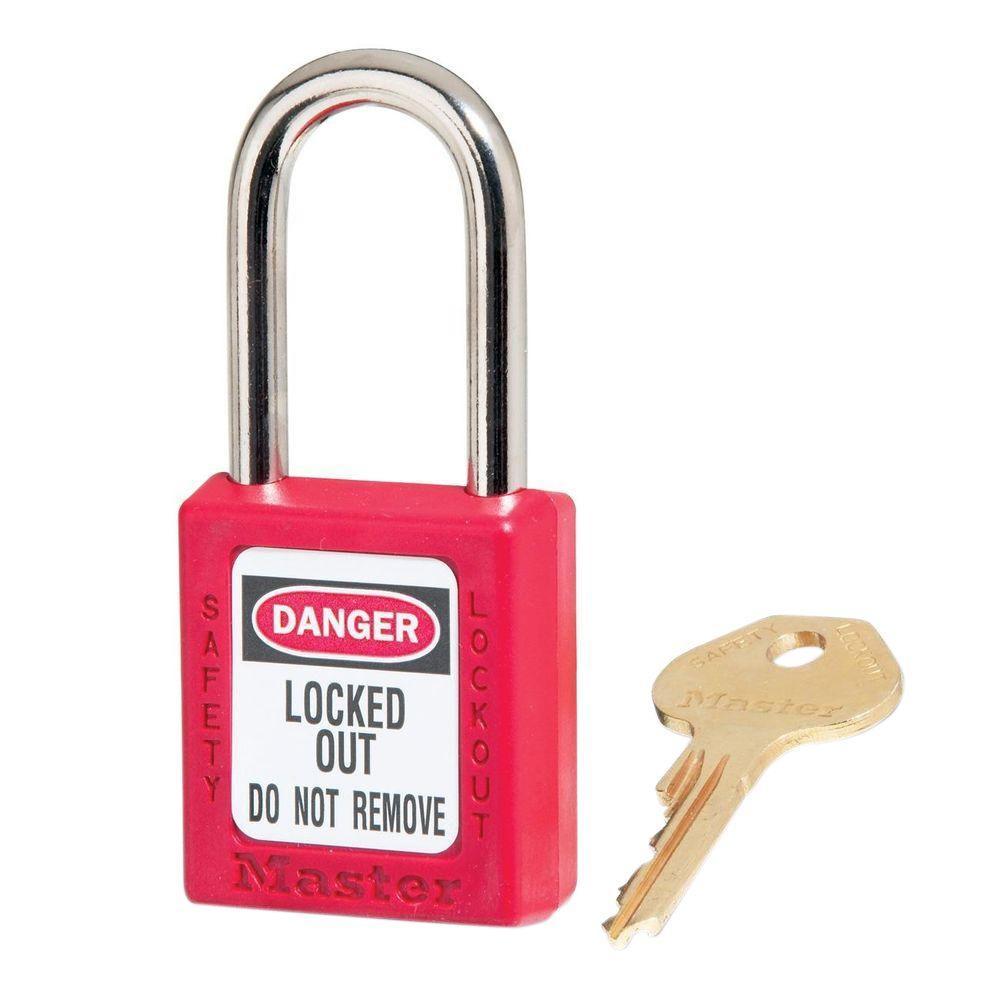Safety Keyed Padlock