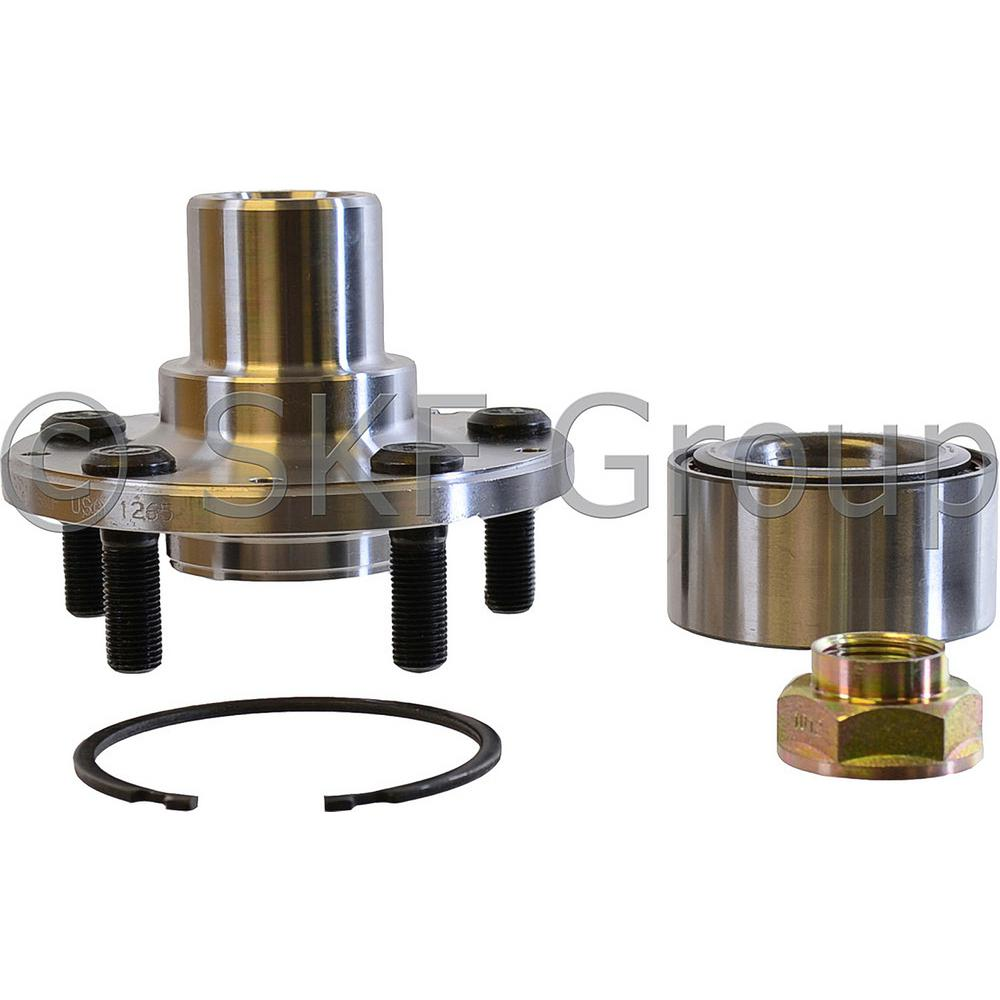 SKF Front Axle Bearing and Hub Assembly Repair Kit fits 1990-2008 Subaru  Forester Legacy Impreza