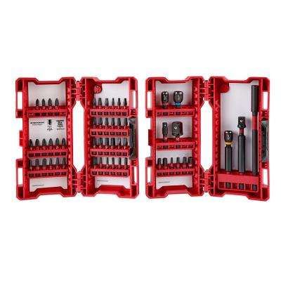 SHOCKWAVE IMPACT DUTY Driver Bit Set (55-Piece)
