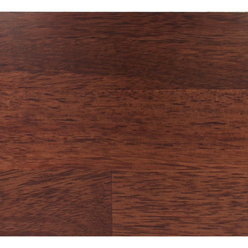 Classic Hardwoods Collection Take Home Sample Hevea Brown Sugar Engineered Hardwood Flooring