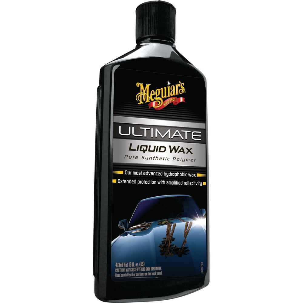 16 oz. Ultimate Liquid Wax
