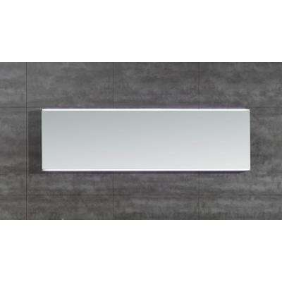 Zuma 16.5 in. W x 57 in. H Single Frameless LED Wall Mirror