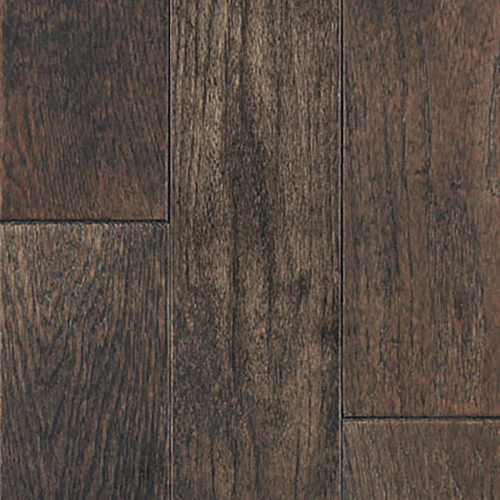 Blue Ridge Hardwood Flooring Oak Heritage Grey Solid Hardwood Flooring - 5 in. x 7 in. Take Home Sample