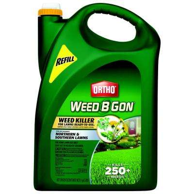 Weed B Gon 1 gal. Weed Killer for Lawns Ready-To-Use2 Refill