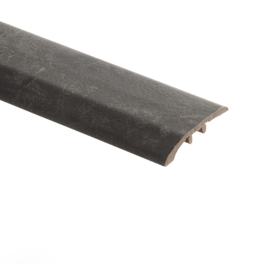 Zamma Blue Slate 5/16 in. Thick x 1-3/4 in. Wide x 72 in. Length Vinyl Multi-Purpose Reducer Molding