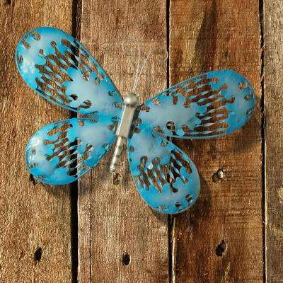 Wall Decoration-Blue Butterfly