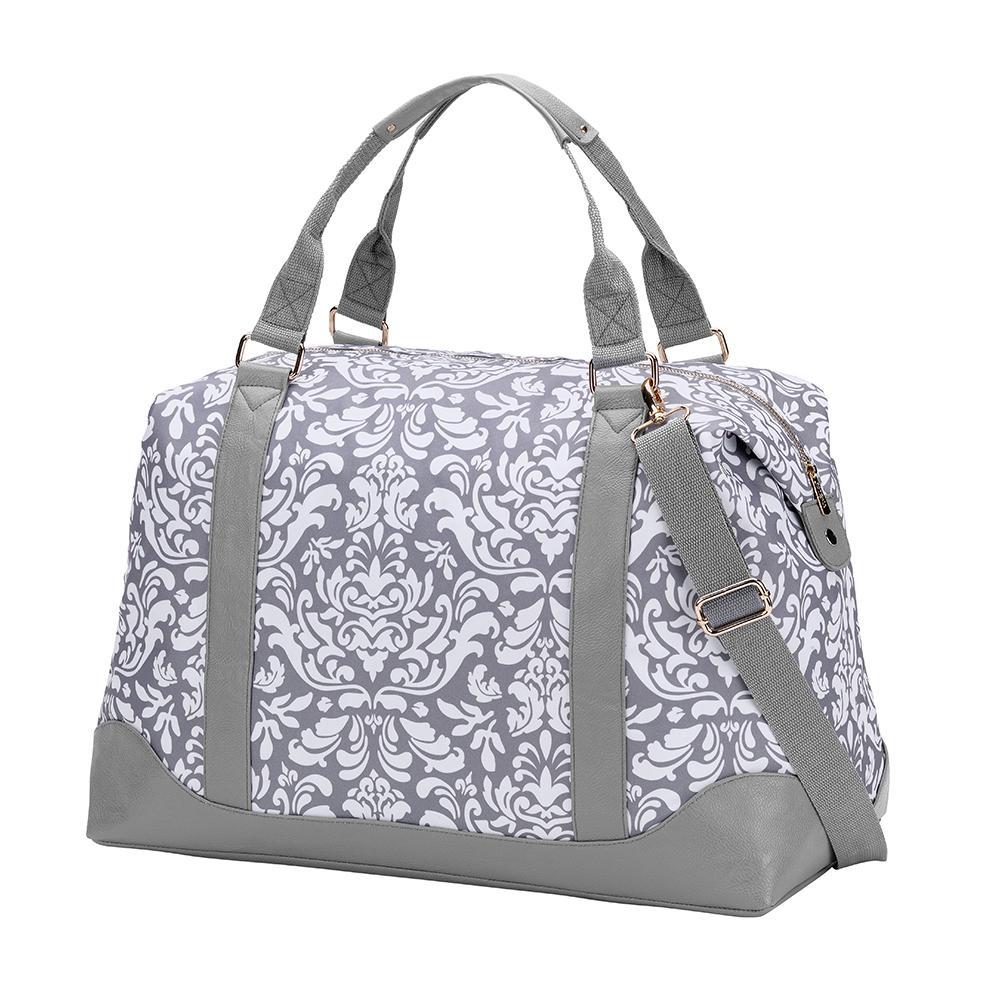 Ella Grey Weekender Duffel Bag