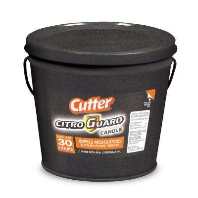 Citro Guard 17 oz. Candle in Slate