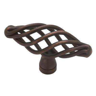Birdcage - Cabinet Knobs - Cabinet Hardware - The Home Depot