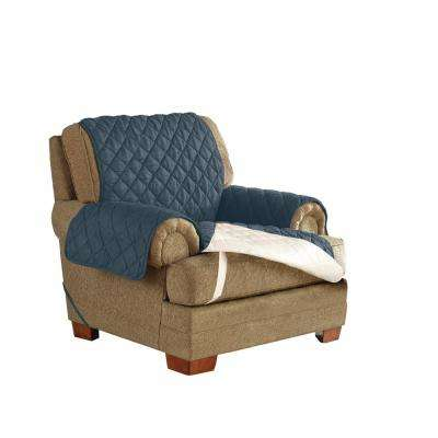 Denim Ultimate Waterproof Furniture Protector Treated with NeverWet Chair
