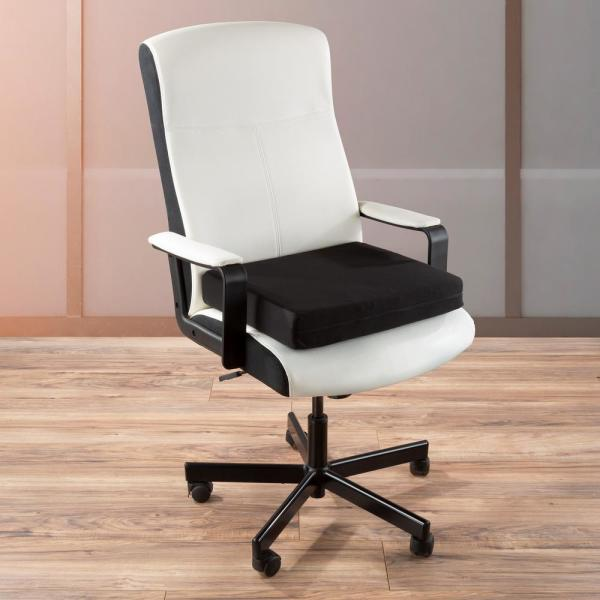 Thick Memory Foam And Gel Layered Seat