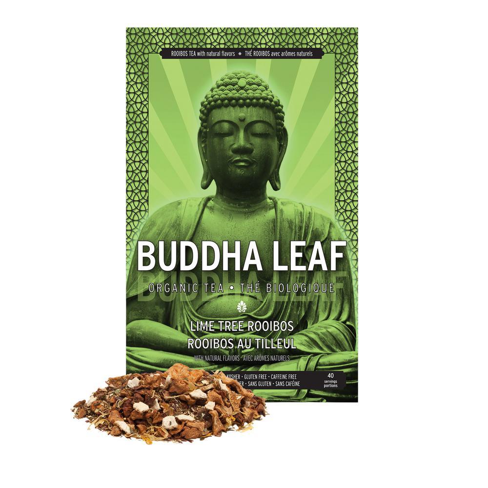 BUDDHA LEAF Org Lime Tree Tea Rooibos (6 Bags) TS-133-CS