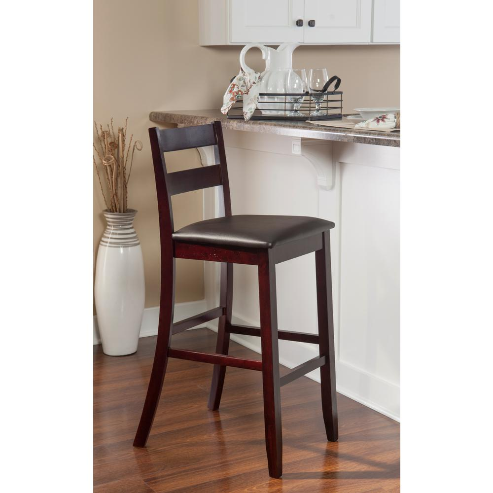 Home Decorators Collection Triena 30 In Rich Espresso Cushioned Bar Stool 01867esp 01 Kd U