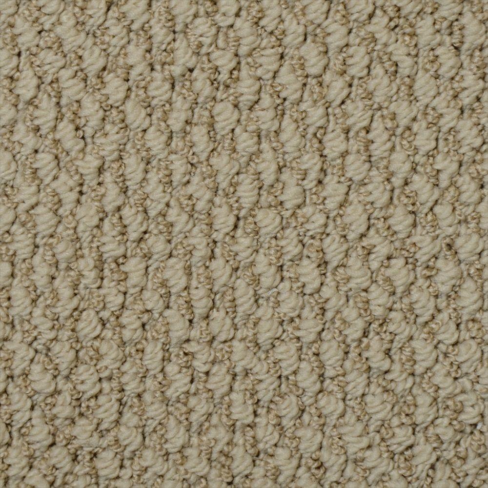 Trafficmaster Morocco Color Sand Loop 12 Ft Carpet H8040 3499