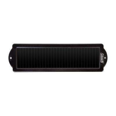 1-Watt Solar Power Sports Battery Charger