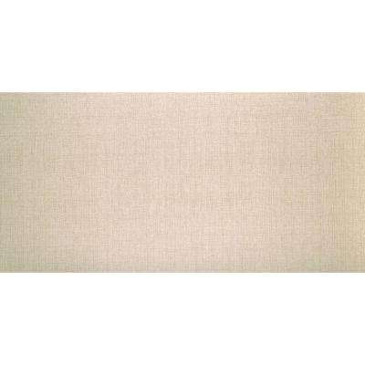 Fiandra Beige 12 in. x 24 in. Glazed Porcelain Floor and Wall Tile (16 sq. ft. / case)