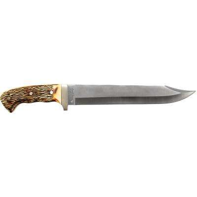 Uncle Henry Bowie Full Tang Fixed Blade