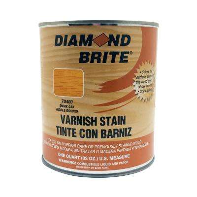 1 qt. Dark Oak Oil-Based Interior Varnish Stain
