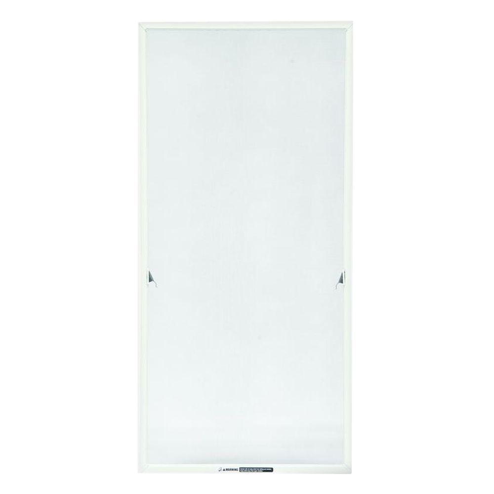 Andersen TruScene 24-15/16 in. x 36-9/16 in. White Casement Insect Screen