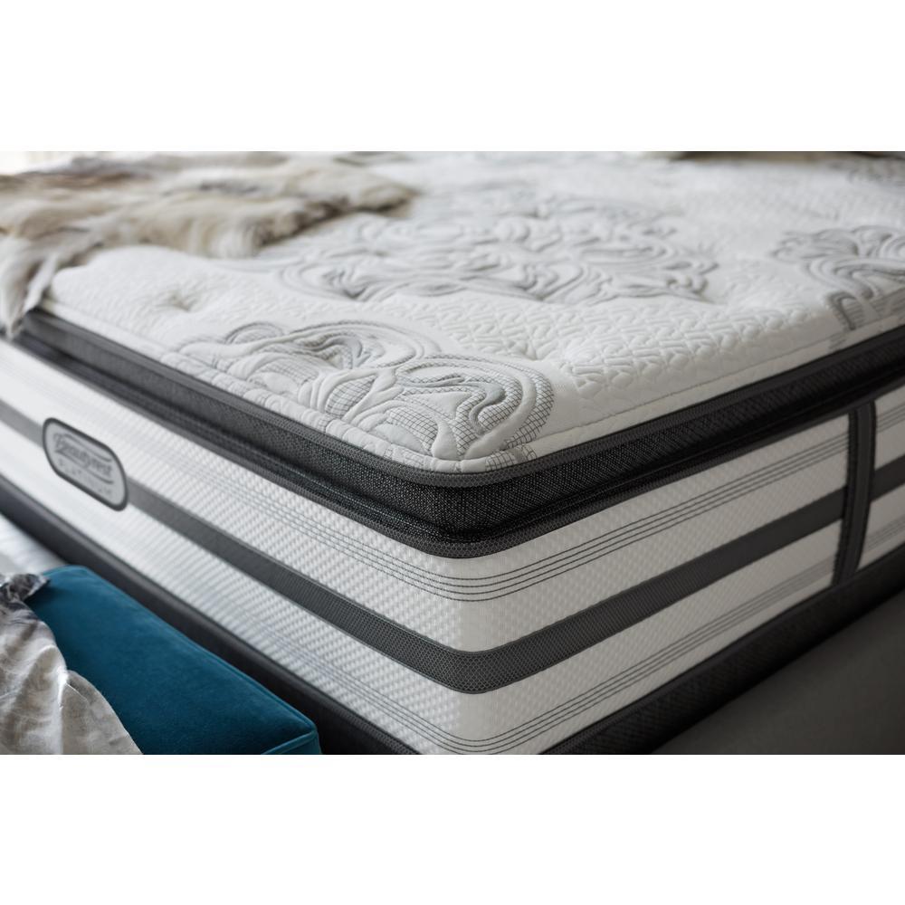 South Haven King Size Plush Pillow Top Low Profile Mattress Set