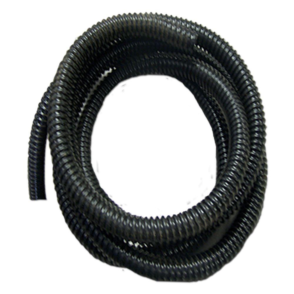 1.5 in. Dia x 25 ft. Heavy Duty Non Kink Tubing