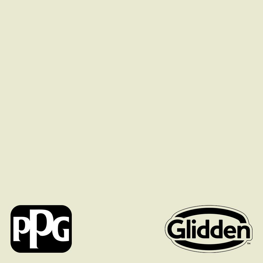 Glidden Premium 1 qt. PPG1119-1 Magical Melon Eggshell Interior Latex Paint