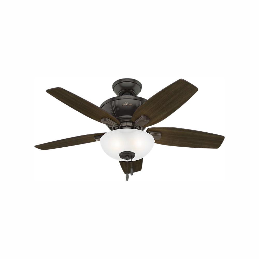 Kenbridge 42 in. LED Indoor Noble Bronze Ceiling Fan