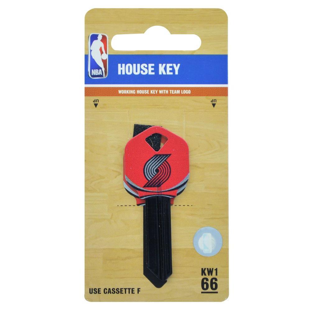 brand new 1f9cb ac94d Hillman #66 NBA Portland Trail Blazers House Key-446184 ...