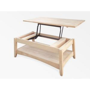 Internet 204766182 International Concepts Ay Unfinished Lift Top Coffee Table