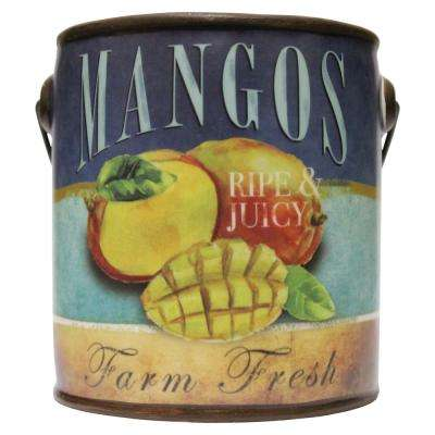 Farm Fresh Mango Tango Ceramic Candle